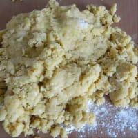 Crostatine Di Frolla All'arancia step 2