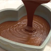 Vegan Chocolate Cake step 3