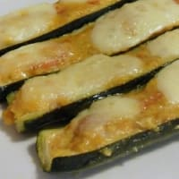 Calabacín Con Mozzarella Especias
