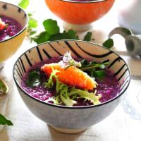 Purple Cabbage Cap Cream