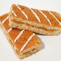 Ferrero brioss con albaricoque. paso 3