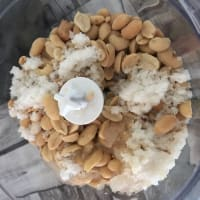 Peanut butter step 1