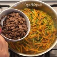 Fagiolata Al Garam Masala step 5