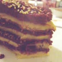 Pancakes Soffici Con Crema Di Barbabietola step 5
