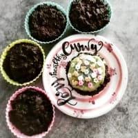 Muffins De Tofu Y Chocolate