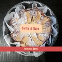 Torta light alle mele