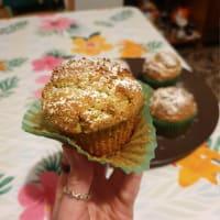 Muffin al pistacchio di bronte
