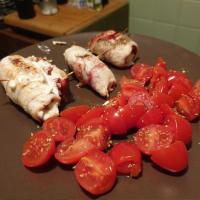 Rollitos de pollo al horno deliciosos paso 4