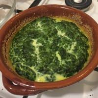 Sformatino di spinaci
