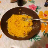 Cheesecake salata gratinata al forno step 2