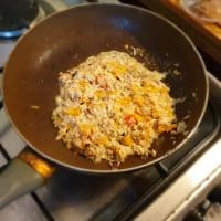 Crocchette di granchio e verdure step 2