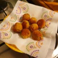 Crocchette di granchio e verdure step 5