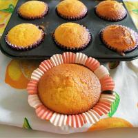 Muffin De Limón