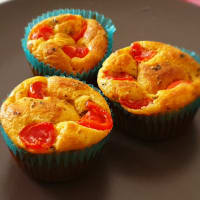 Muffin salati pomodorini e ricotta light!