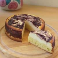 Torta De Ricotta Y Mermelada