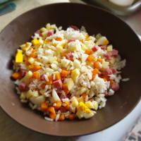 Insalata di riso step 4