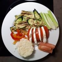 Sushi modern food