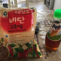 Kimchi muy facil paso 5