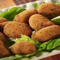 Carrot croquettes