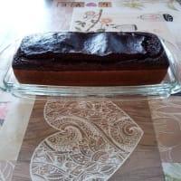 Plumcake integral con sabor a cacao y calabacines invisibles (con bimby)
