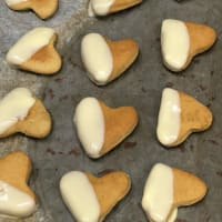 Protein shortcrust pastry