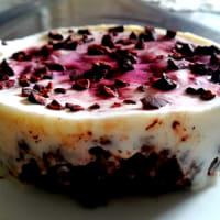 Cheesecake foresta nera step 4