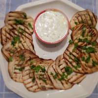 Greek aubergines