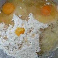 Biscotti Di Frolla All'arancia Con Sorpresa step 1