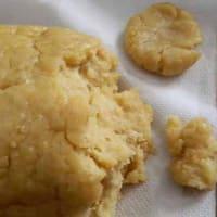 Biscotti Di Frolla All'arancia Con Sorpresa step 4