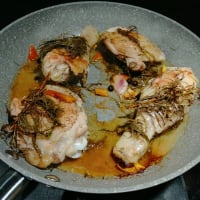Grandma Rina's chicken! step 3
