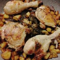 El pollo de la abuela Rina!