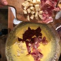 Pastel de ciruela salada paso 6