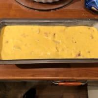 Pastel de ciruela salada paso 7