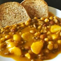 Bean and Potato Soup
