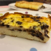 Tarta de queso rápida paso 3