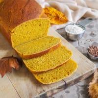 Pumpkin Cassette Bread