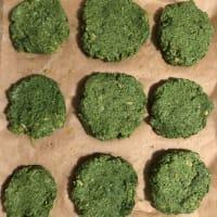 Veggie hamburger di ceci, spinaci e cumino step 5
