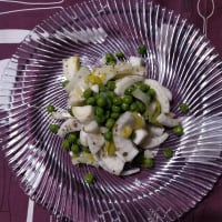 Hot cold salad step 3