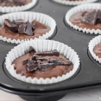 Muffin cioccobanana! step 4