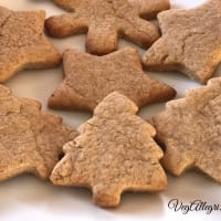 Lemon And Star Anise Biscuits (sugar free) step 6