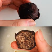 Trufas de chocolate (reciclaje creativo)