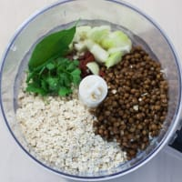 Polpette di lenticchie! step 2