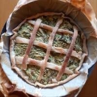 Crostata Di Scarola