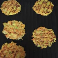 Delicious vegetable burgers step 4
