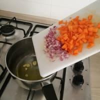 Ragù di lenticchie step 3