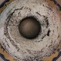 Rosquilla de cacao ligero