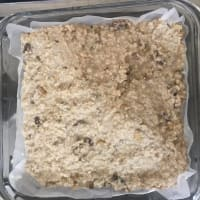Nutritious oat bars step 4