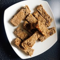 Nutritious oat bars step 6