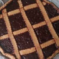 Wholemeal tart