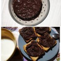 Spalmabile banana e cacao